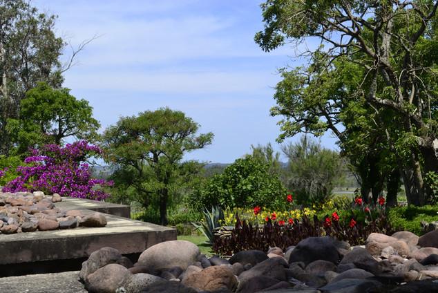 summer entrance aguaverde