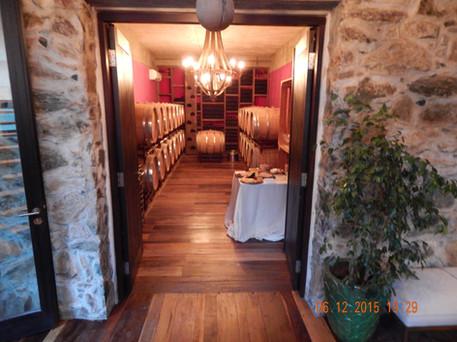 wine cellar agyaverde