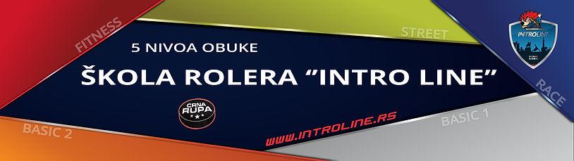 Skola rolera ''Intro Line''
