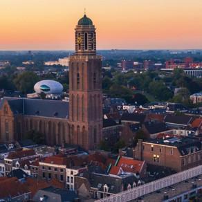 Debat Tour de Zwolle in het kader van de Omgevingsvisie