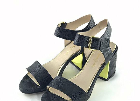 Zapato Snake Black
