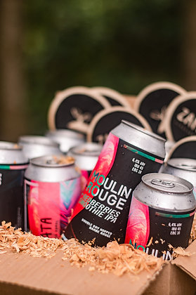 6-PACK MOULIN ROUGE - Redberries Smoothie IPA