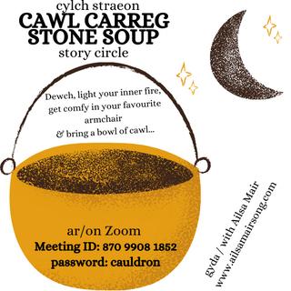STONE SOUP / Cawl Carreg