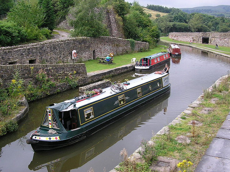 Narrow Boat Deposit