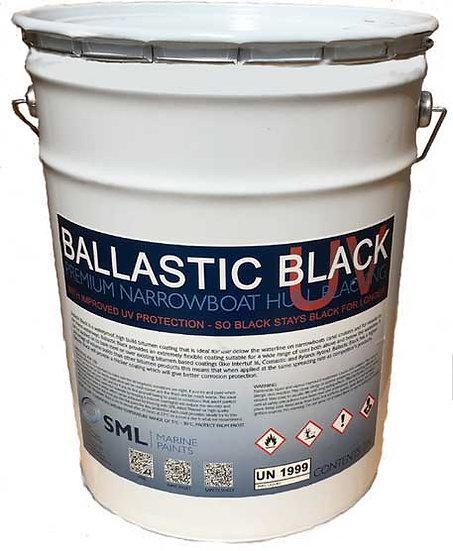 Ballastic Black - Bitumen Paint