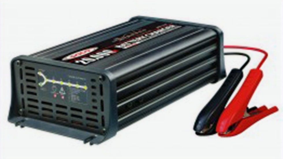 12V 20A 7 STAGE CONNECT & FORGET AUTOMATIC SMART BATTERY CHARGER