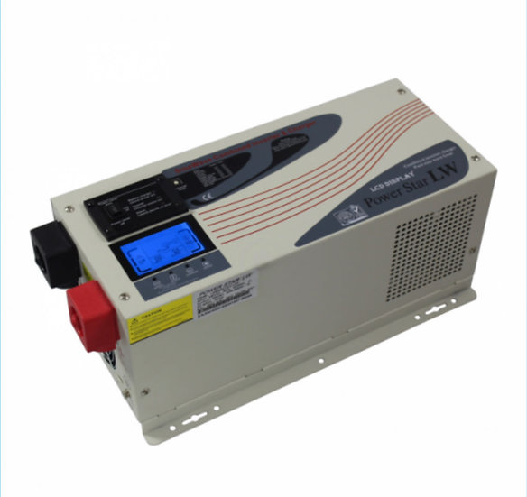 2000W 12V Low Frequency Pure Sine Wave Off-Grid Inverter (Peak Power 6000W)