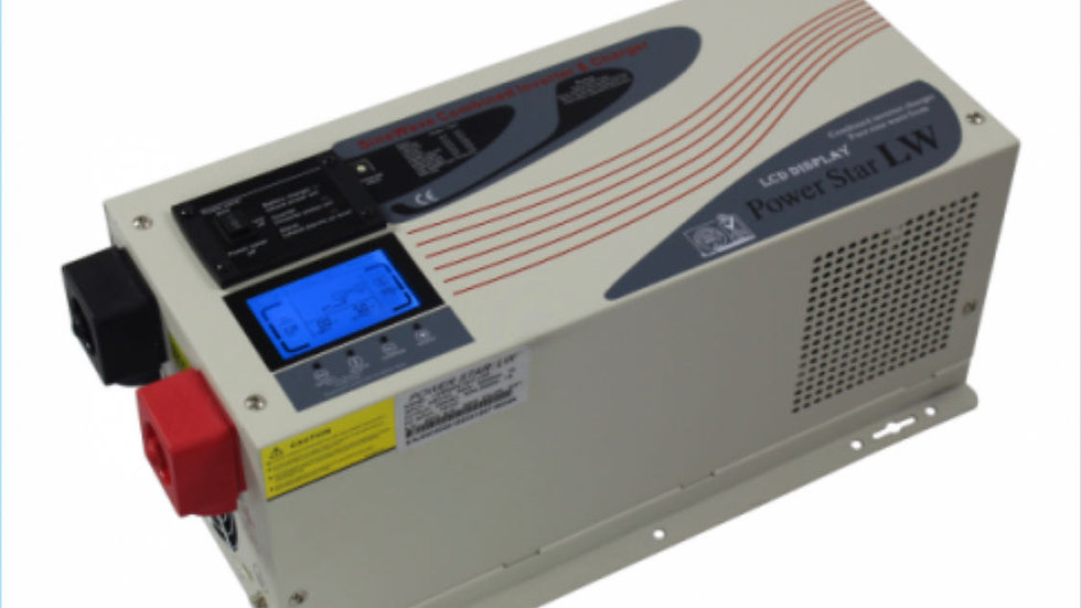 2000W 12V Low Frequency Pure Sine Wave Off-Grid Inverter (Peak Power 6000W)