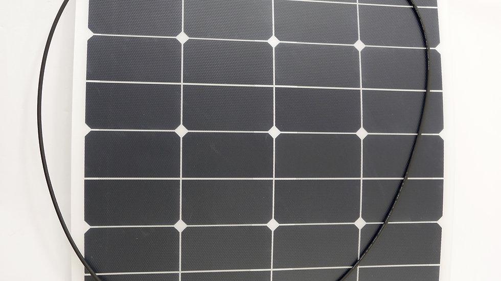 BlueFusion Flexible Marine Grade A+ Solar Panels 20W, 40W, 60W