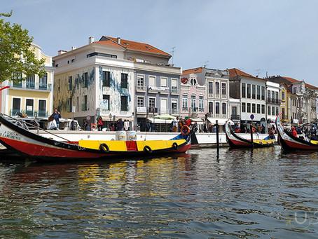 5 razones para visitar Aveiro, Portugal, en primavera