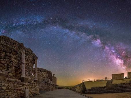 Explora el firmamento en uno de los mejores cielos de Europa