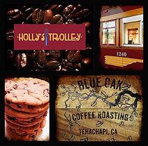 holly's trolley, brewed coffee, san fernando coffee