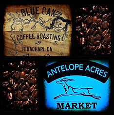 antelope acres, antelope acres market, bagged coffee, antelope valley