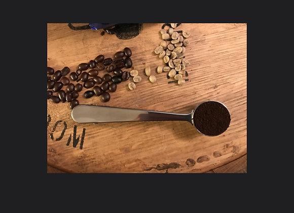 coffee bag clip, coffee storage, coffee measurer, coffee items, untesil