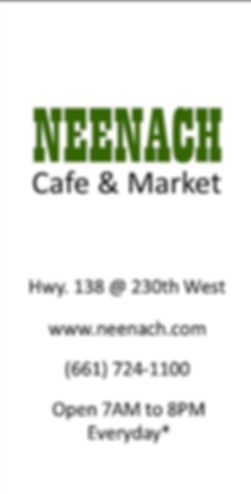 neenach, neenach cafe and market, coffee, brewed coffee neenach