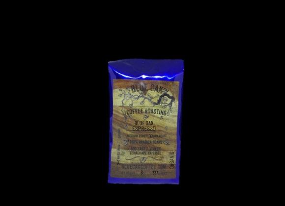 Blue Oak Espresso 1/2 lb