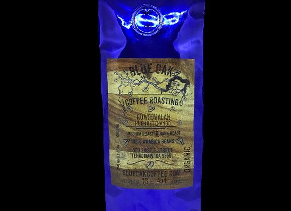 Guatemalan Huehuetenango - Dark Roast 1 lb
