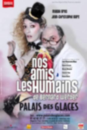 NOS AMIS LES HUMAINS au Palais des Glace