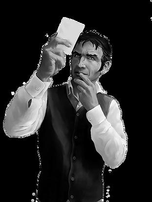 Space Cowboys Sherlock Holmes Detective Consel