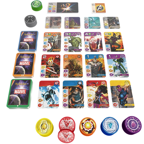 splendor marvel space cowboys