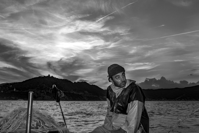 """ Fisherman """
