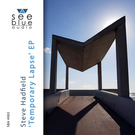 'Temporary Lapse' EP   Steve Hadfield   SBA #002