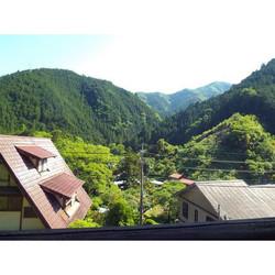 清流の自然豊かな里山