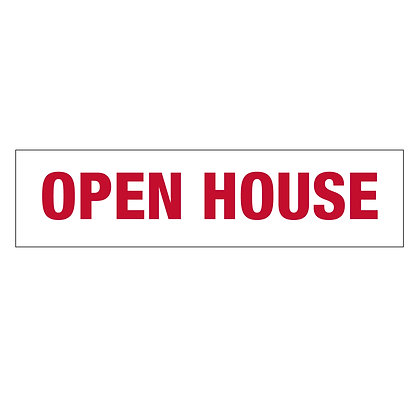 """Open House"" Rider"