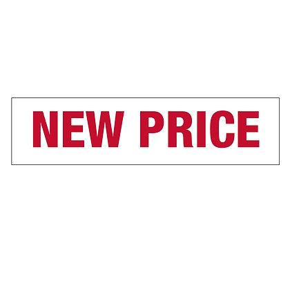 """""""New Price"""" Rider"""