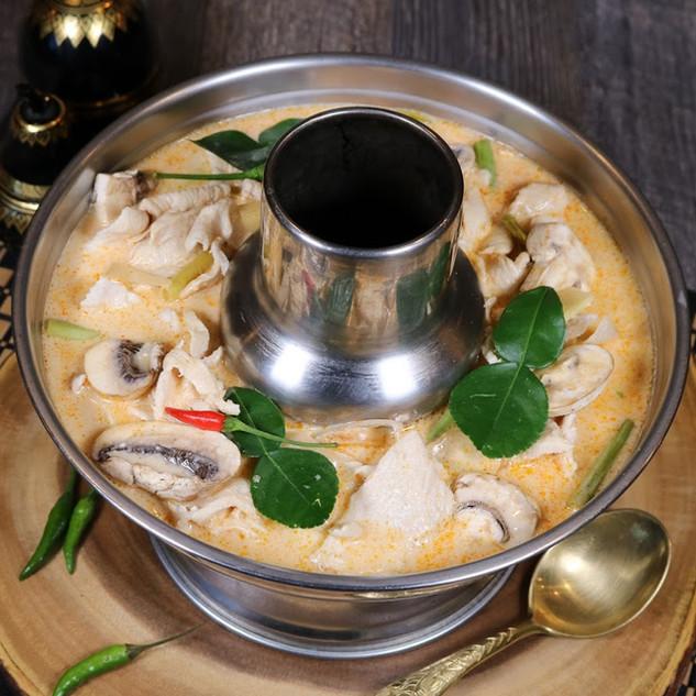 Tom Kha Chicken