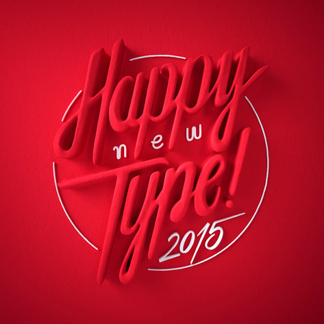 Happy New Type