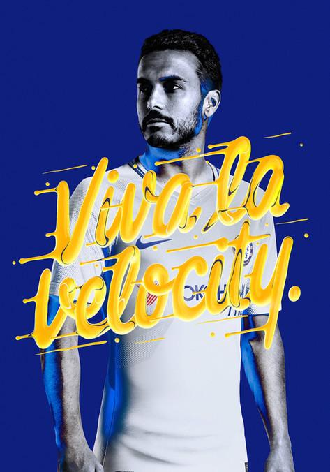 Nike - Viva la velocity.