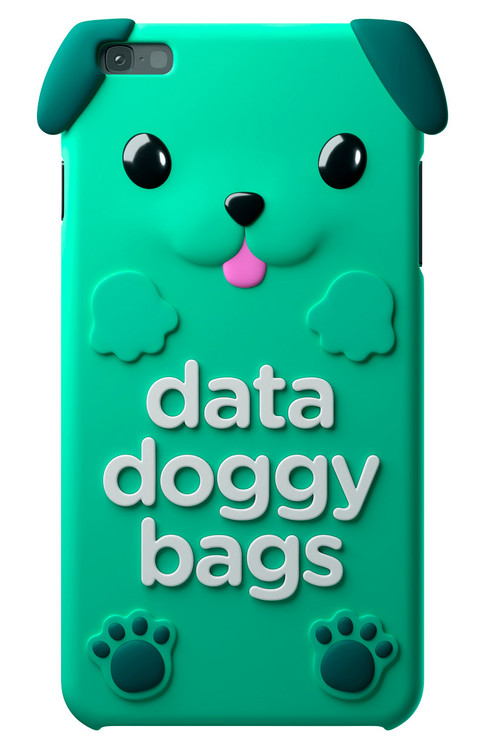 Virgin - data doggy bags