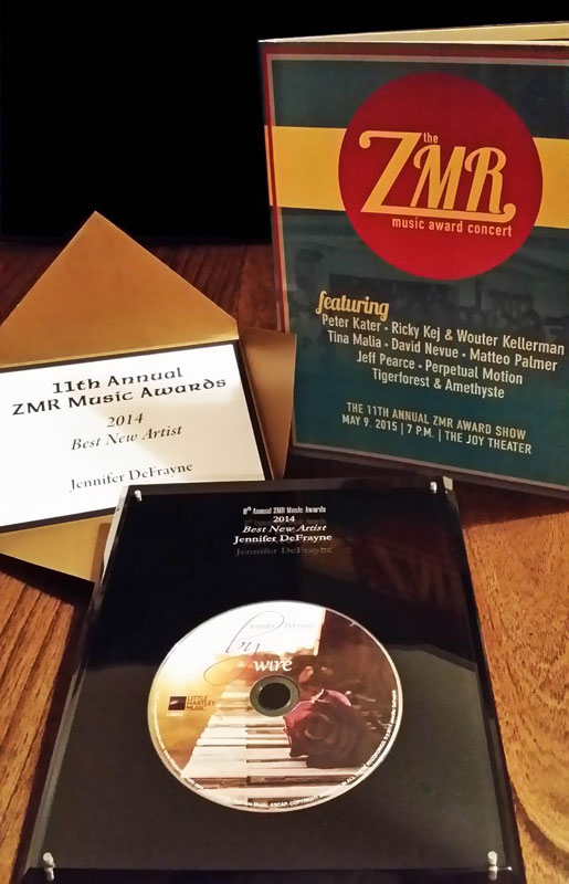 ZMR-Best New Artist Award