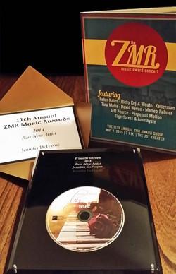 ZMR-Best New Artist Award