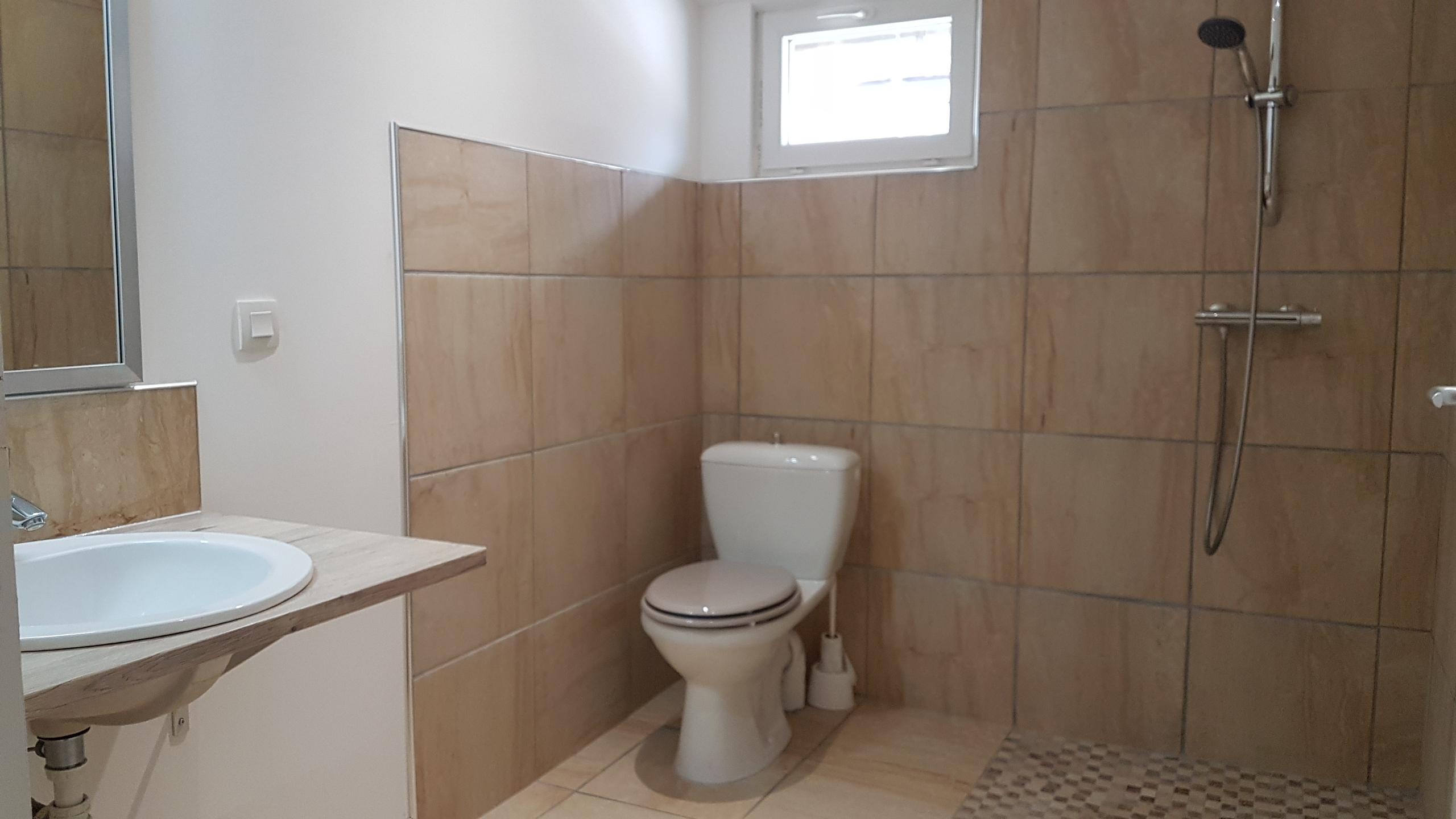 Salle de bains Salle de Chasse