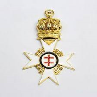 Knights Templar Preceptors Collarette Jewel