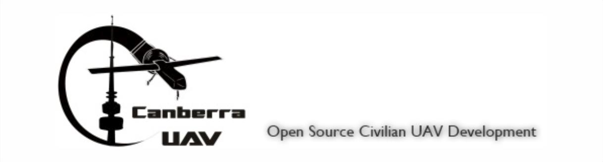 Canberra UAV