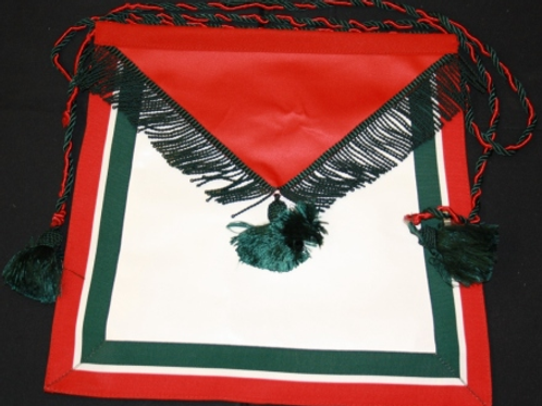 Royal Order of Scotland Members Apron