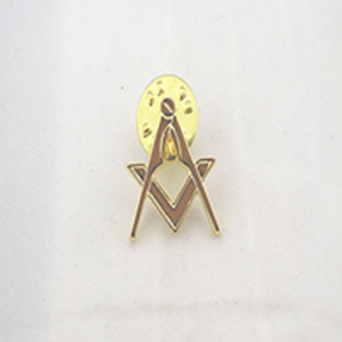Craft Lodge Lapel Pin