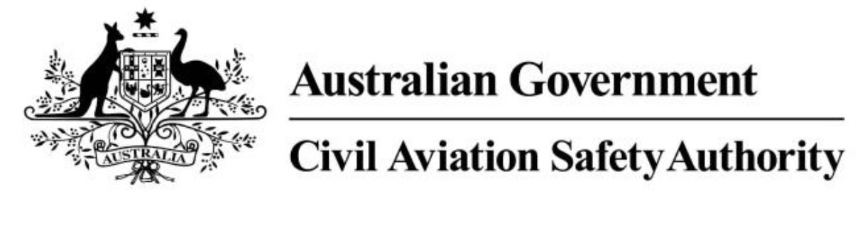 Australian Government Civil Aviation Safety Authority Logo