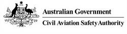 Australian Government Civil Aviation Safety Authority Logo