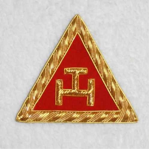 Royal Arch Principals Apron Insignia Patch