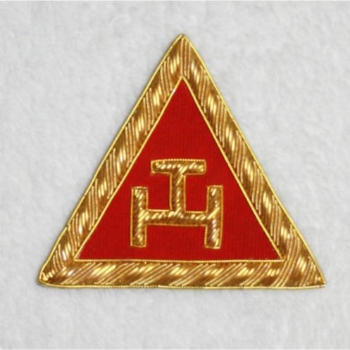 Royal Arch Principals Apron Insignia Patch