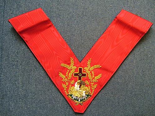 Scottish Rite 18th Degree Collar
