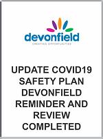 Update COVID19 safety plan Devonfield -