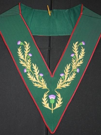 Royal Order of Scotland PGM Collar