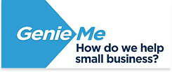 GenieMe helps small business with Design, branding and marketing central coast