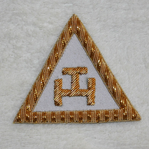 Royal Arch Companions Apron Insignia Patch