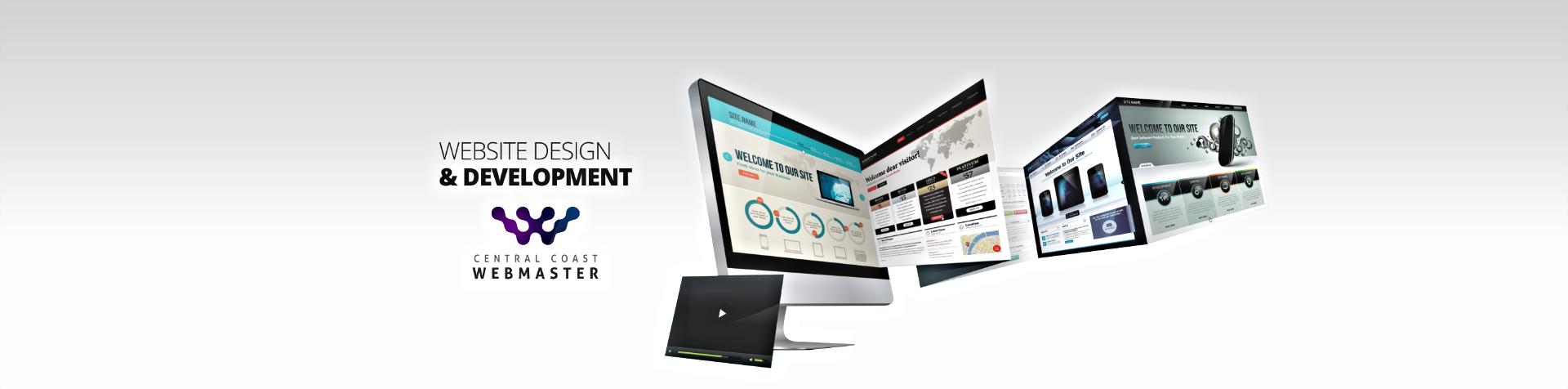 Central Coast Webmaster Design & Development